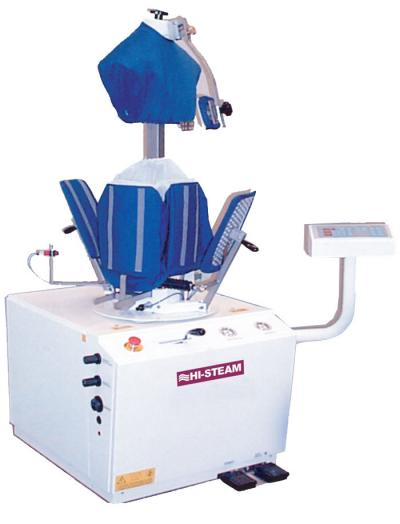 JAM510R Rotating Form Finisher